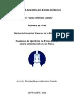 Serie de Ejercicios de Fisica Basica 2012