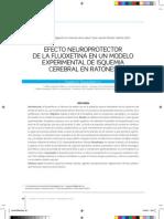 2. FLUOXETINA NEUROPROTECTOR