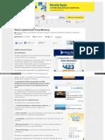 HTML Rincondelvago Com Diseno Organizacional Henry Mintzberg