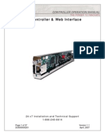 Eltek Valere - Ethernet Controller - Operation Manual - V1.1