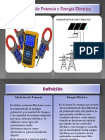 Mediciones de Potencia y Energía Eléctrica