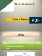 Elementos de Maquinas II - Eixos