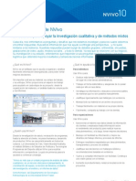 NVivo 10 Overview Spanish