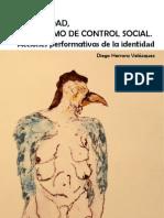 HERRANZ, DIEGO. Sexualidad Mecanismo de Control Social