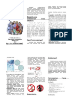 Pamflet Penyuluhan Infertilitas