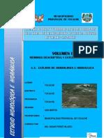 Memoria Hidrologia e Hidraulica