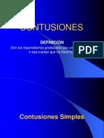 Contusion Es