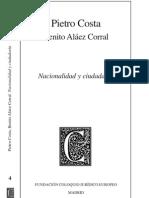 Libro - Nacionalidad y ciudadanía