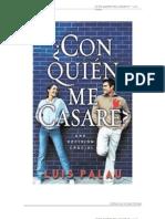 24.CON QUIEN ME CASARE - Luis Palau.doc