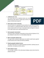 Geographic Database Design