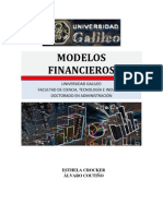 Modelos de Analisis Financieros