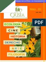 REVISTA OUSIA 001