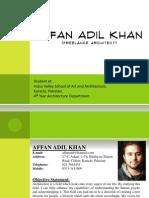 Opkbraffan Adil Khan - Portfolio (Kiosk Design)