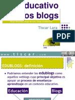 105047061 Uso Educativo de Los Blogs