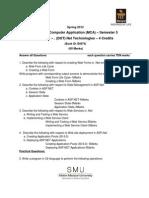 MC0081 Paper