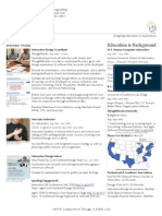 Interaction Designer - Josh Evnin - Resume v.2