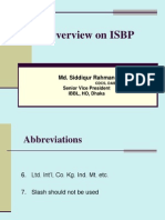 ICC an Overview on ISBP 681