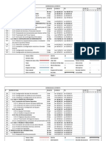Microsoft Project - Cornograma Asteristix 1