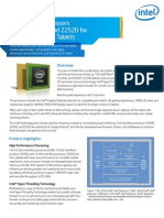 Intel Atom Processors Brief