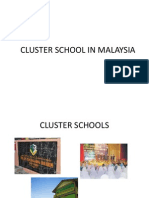 Cluster School in Malaysia
