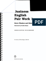 English Pair Work