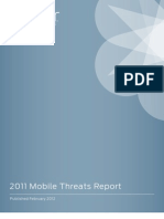 2011 Mobile Threats Report