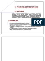 4 Programa Invest Formativa