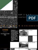 Kotahena, architectural site analysis