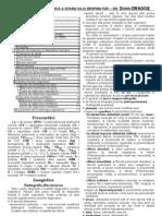 Respirator Paraclinic. Medicina