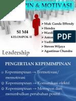 kepemimpinan