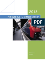NetWare 3.12 Virtualization