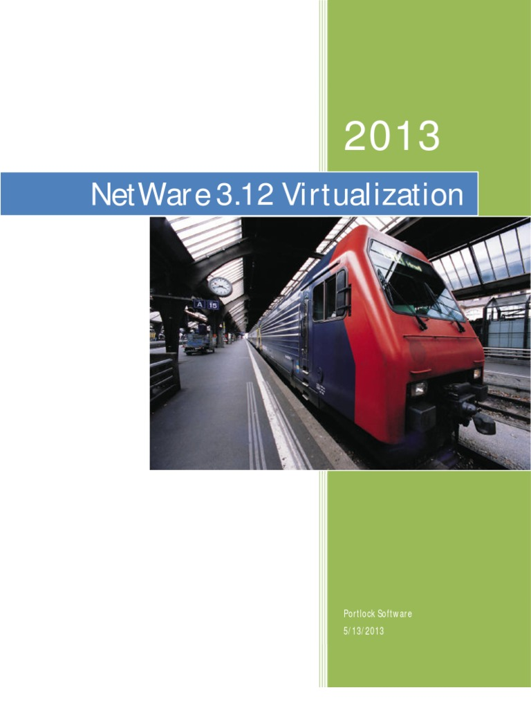download netware 312 iso
