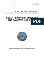 Solar Heating for Buildings