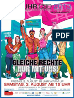 Programm Ruhr.CSD 2013