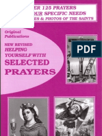 Helping Yourself With Prayers