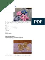 Tutorial Bunga Aplikasi