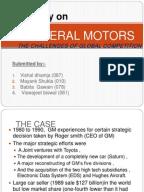 Case Study General Motors