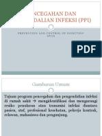 Pencegahan Dan Pengendalian Infeksi (Ppi)