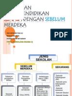 Laporan Pendidikan (Pendidikan Semasa )