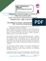 CORRIGENDA E GUIÃO DE EXAME DE GESTÃO DE CONFLITOS E NEGOCIAÇÃO.doc