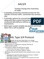 AAL3/4 and AAL Type 3/4 Protocol