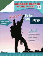 Students E Newletter - JUNE 2013