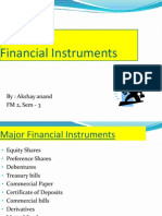 Financial Instruments PPT
