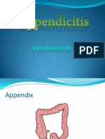 Appendicitis Notes