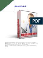 Teste Grila Asistenti Medicali