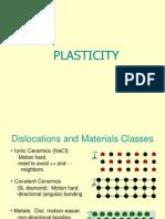 Plasticity - 2013