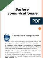 Bariere Comunicationale