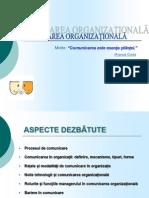 Comunicarea in Organizatie