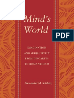 Schlutz Mind's World Imagination and Subjectivity From Descartes to Romanticism