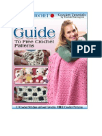 Guide to Free Crochet Patterns eBook